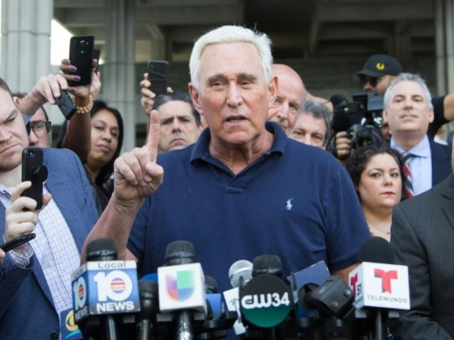 Ex-Trump advisor Stone indicted in Mueller probe