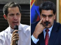 Maduro vs. Guaido: Who is backing whom?