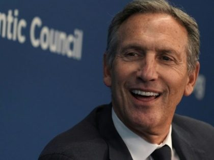 At Starbucks, Schultz pushed envelope on social issues