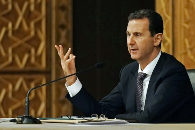 Syria-Iran deal to counter 'economic war' from West: Assad