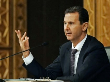 Assad Makes His Pitch to the Kurds: 'The Americans Will Not Protect You'