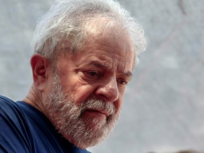 Jailed former Brazilian president Luiz Inacio Lula da Silva has been denied leave from prison to attend his brother's funeral