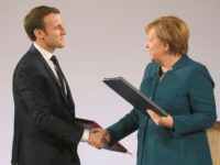 News media lobbies Merkel, Macron on copyright reform