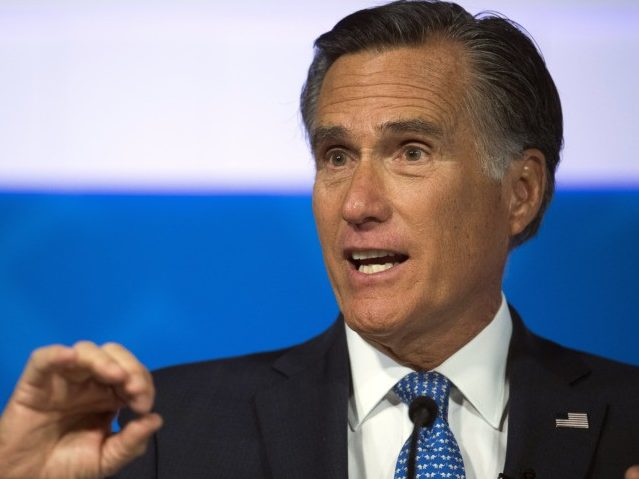 nolte  mitt romney silent after trump called  u0026 39 hitler u0026 39  and