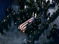 'Perfect cop': Thousands mourn rookie California officer