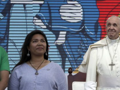 Pope brings World Youth Day to Panama's detained youth