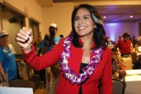 Backfire: Tulsi Gabbard Elevated in Iowa After Clinton Attacks as Russ