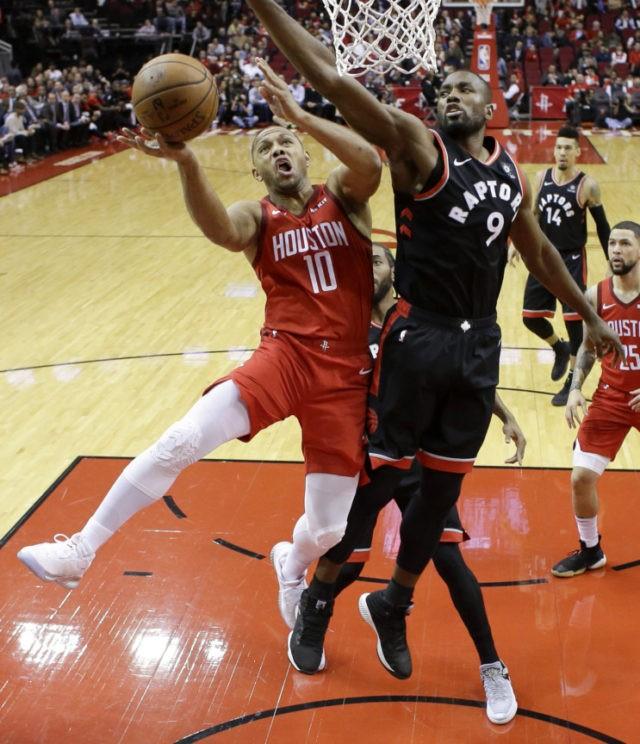 Houston Rockets Win Last Night: Houston Rockets Last Night