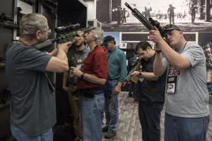 People under the age of 21 can no longer buy assault rifles in Washington State