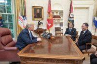 China confirms top North Korea official en route to Washington