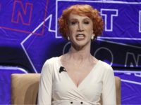 Kathy Griffin Falsely Accuses Covington Basketball Team of Using 'Nazi Sign'
