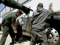 'Dangerous' Felons Arrested After Illegally Crossing Unsecured Southwestern Border
