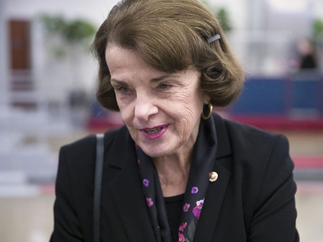 Feinstein Unveils Green Deal Alternative After Kid Confrontation