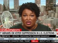 Stacey Abrams: 'Voter Fraud Is a Myth,' 'Voter Suppression Is Real'