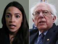 Sanders, Ocasio-Cortez Angry USMCA Does Not Address Climate Change