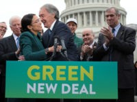 Greenpeace Founder: AOC-Type 'Eco-Fascists' Pushing Green New Deal Are 'Against Humans'
