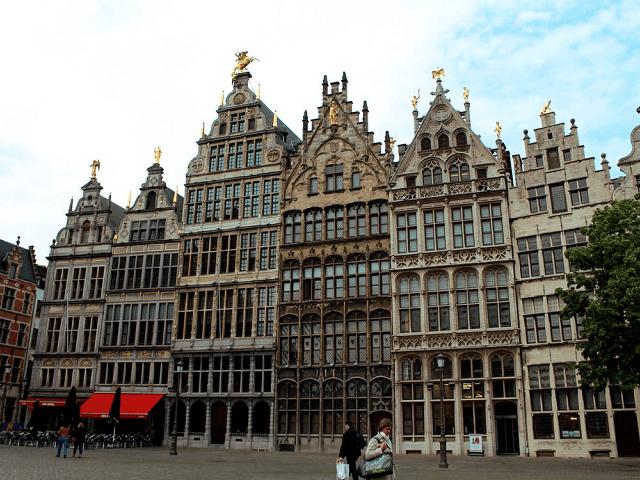 Antwerp Pixabay PNG
