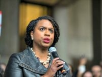 Freshman Democrat Rep. Ayanna Pressley Pushes Impeachment