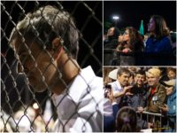 Beto behind fences