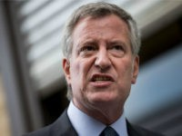 NYC Mayor Bill de Blasio: Impeach Trump for Treason