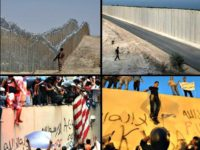 American Taxpayers Continue Funding Border Walls -- in Middle East