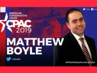 Breitbart's Boyle to Speak on CPAC Media Panel