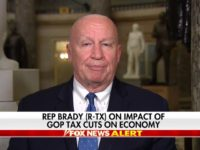 Rep. Kevin Brady on Fox News Channel, 2/7/2019