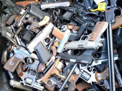 California Gun Confiscation