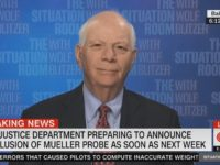 "Ben Cardin on 2/20/19 ""Situation Room"""