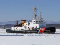 Coast Guard icebreaker (Mike Groll / Associated Press)