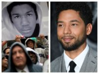 From Trayvon to Jussie: Poll Shows Media Hoaxes Killed Race Relations