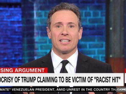 Chris Cuomo on CNN, 2/25/2019