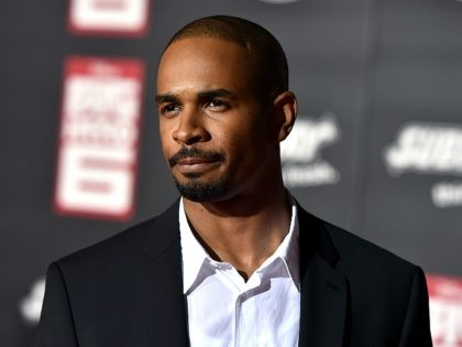 HOLLYWOOD, CA - NOVEMBER 04: Actor Damon Wayans Jr. attends the premiere of Disney's 'Big Hero 6' at the El Capitan Theatre on November 4, 2014 in Hollywood, California. (Photo by Kevin Winter/Getty Images)