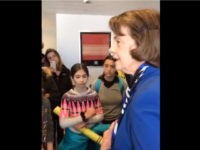 Nolte: Kids Who Confronted Dianne Feinstein Will Be Republicans in 13 Years