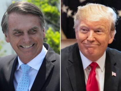 Donald Trump, Jair Bolsonaro
