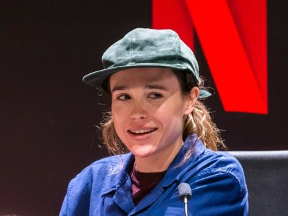 SAO PAULO, BRAZIL - DECEMBER 10: Ellen Page attends the Netflix Original Series 'The Umbrella Academy' Press Conference on December 10, 2018 in Sao Paulo, Brazil. (Photo by Alexandre Schneider/Getty Images for Netflix )