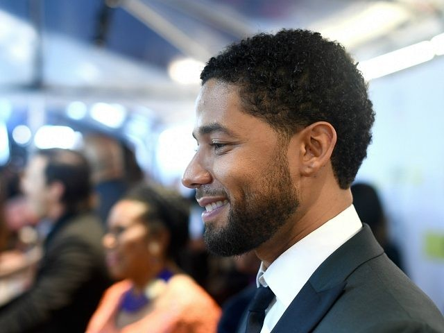 PASADENA, CA - FEBRUARY 11: Actor Jussie Smollett attends the 48th NAACP Image Awards at Pasadena Civic Auditorium on February 11, 2017 in Pasadena, California. (Photo by Marcus Ingram/Getty Images for NAACP Image Awards)