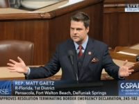 Rep. Matt Gaetz on U.S. House floor, 2/26/2019
