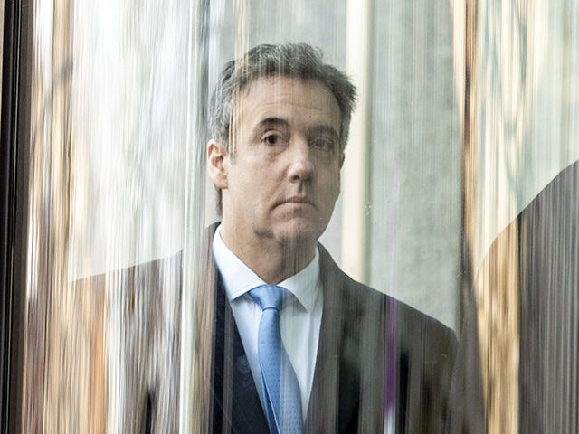 US President Donald Trumps former attorney Michael Cohen arrives at US Federal Court in New York on December 12, 2018, where he is expected to be sentenced after pleading guilty to a number of charges. - The hour of judgment has come for Michael Cohen, President Donald Trump's former personal …