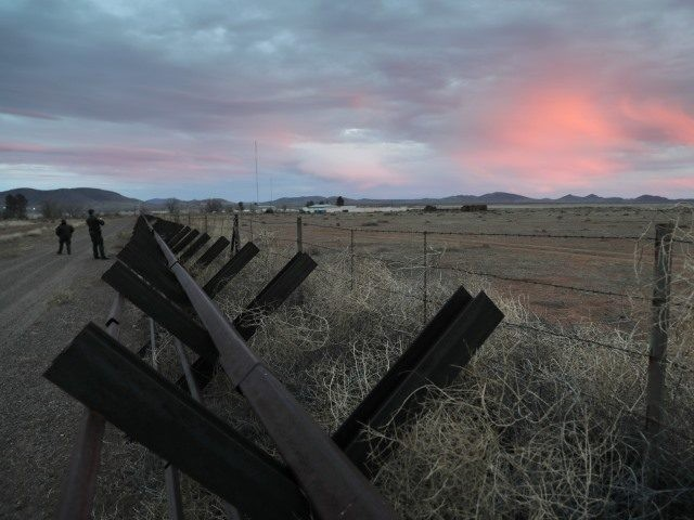 Inadequate border fencing along New Mexico Border brings fear to area ranchers. (File Photo: John Moore/Getty Images)