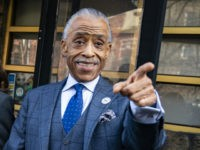 Al Sharpton: 'Absolutely' 'Sexist' Trump 'Intimidated' by 'Smart Woman' Pelosi
