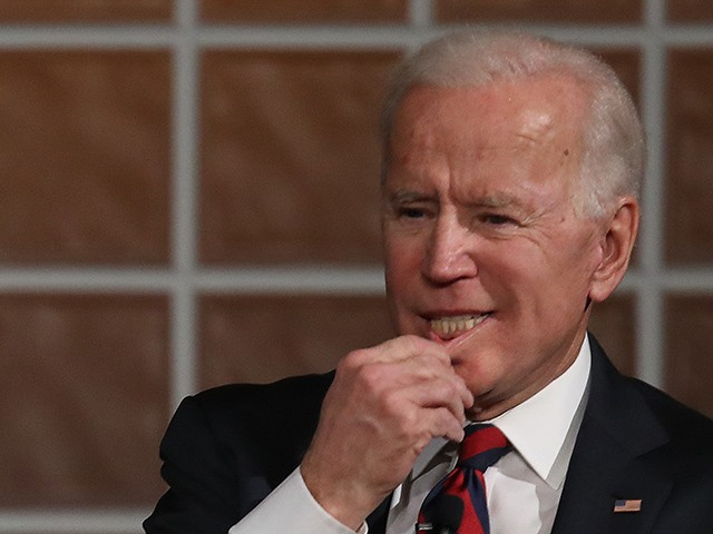 2020: Biden: 'Can't Think of Any Reason' Why I Wouldn't Run for POTUS | Breitbart