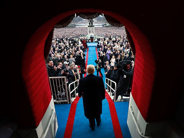Federal prosecutors subpoena Trump's inaugural committee