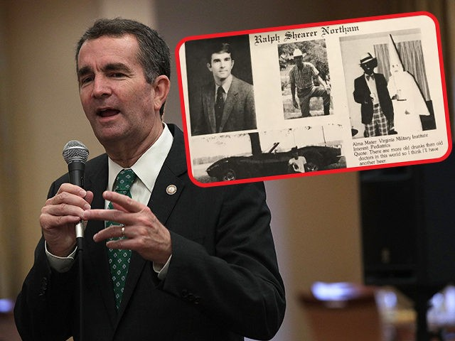 SPRINGFIELD, VA - OCTOBER 23: Democratic gubernatorial candidate and Virginia Lieutenant Governor Ralph Northam speaks to residents during a visit at Greenspring Retirement Community October 23, 2017 in Springfield, Virginia. Northam is running against Republican Ed Gillespie to be the next governor of Virginia. (Photo by Alex Wong/Getty Images)