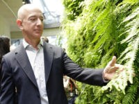 Jeff Bezos Commits Amazon to Saving the World from Climate Change