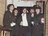Gettysburg College Hogan's Heroes Nazi pic