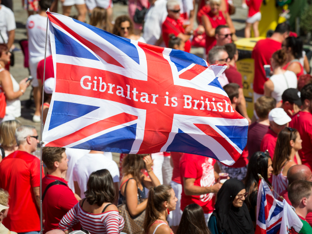 No incursion by Spanish during Gibraltar incident: UK PM May's spokesman