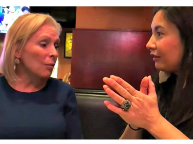 Kirsten Gillibrand: Border Wall Cuts 'Indigenous People' Off from America