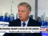 Lindsey Graham on Fox News, 2/5/2019