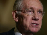 Harry Reid: 'No Issue More Important than Climate Change,' 'Devastating Our World'
